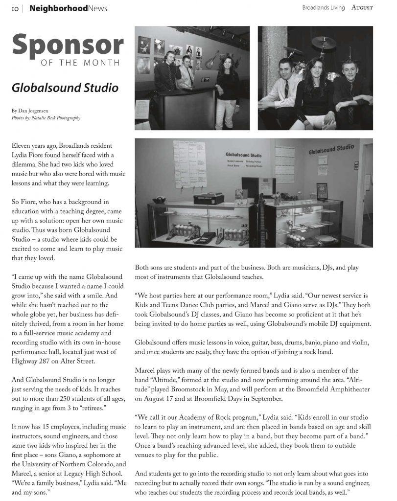 Broadlands page 1