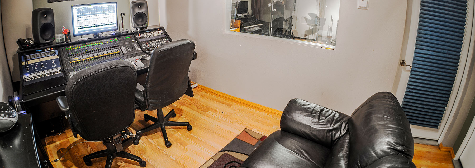 Swell Recording Studio Record Your Demo At Globalsound Studio Largest Home Design Picture Inspirations Pitcheantrous